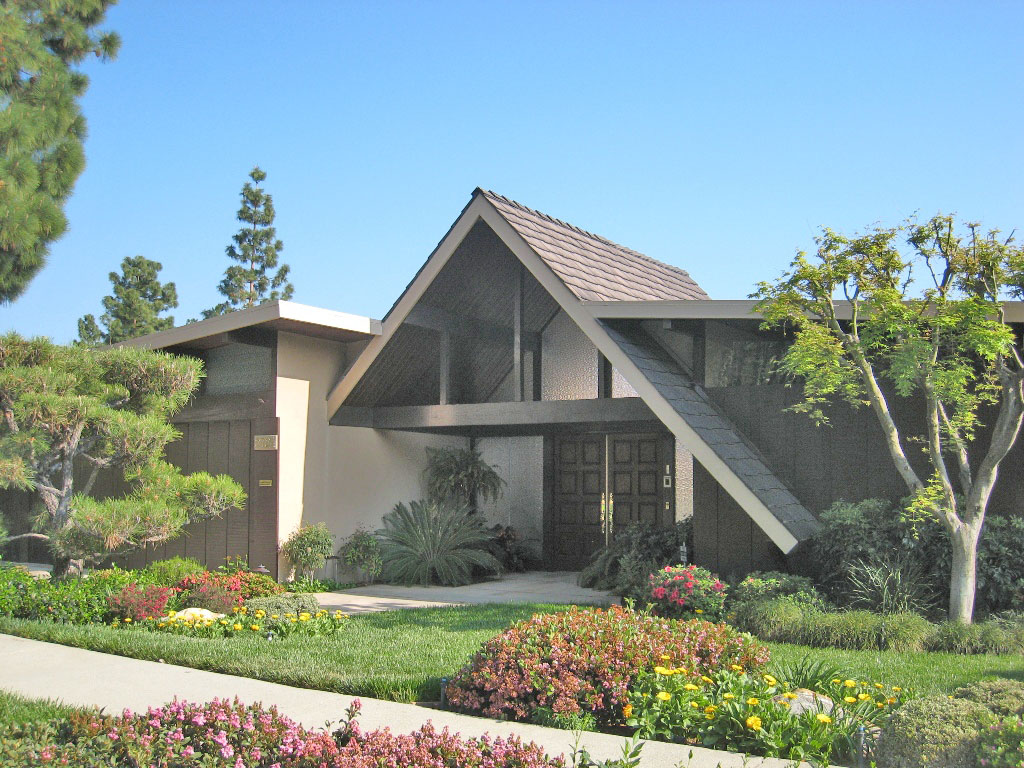 Cool mid century houses in la gallery simple design home for Modern homes la